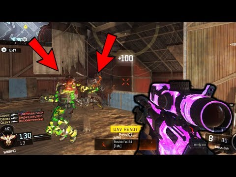 THE CRAZIEST BO3 SNIPING GAMEPLAY!!! (Cizzorz Plays Hardpoint)