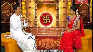 Why Nails are not Removed in Tuesday and Friday | Dharma sandehalu - Episode 450_Part 1