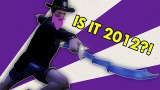 The year is 2012: LazyPurple plays Sleeping Dogs
