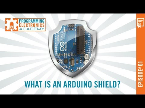 What Is An Arduino Shield?