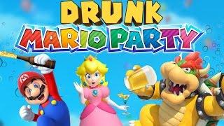 DRUNK MARIO PARTY - Mario Party 10 Gameplay thumbnail