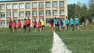 Турнир по мини футболу в Киреевске