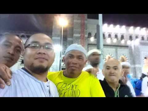 umrah with filipino new muslims