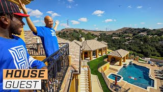 LaVar Ball's Big Baller Estate | Houseguest With Nate Robinson | The Players' Tribune