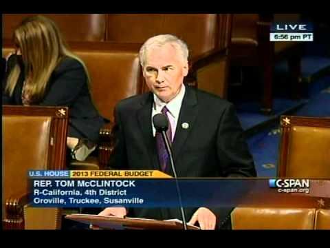 Budget:  Congressional Progressive Caucus Budget Debate