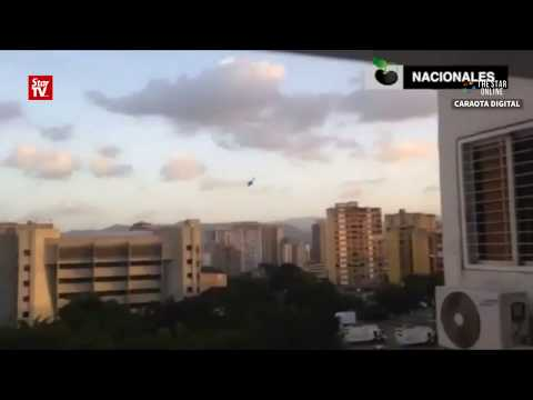 Helicopter attacks Venezuela's pro-Maduro Supreme Court
