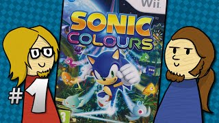 Sonic Colours - PART 1: Gotta Follow My Rainbow - OzBalls