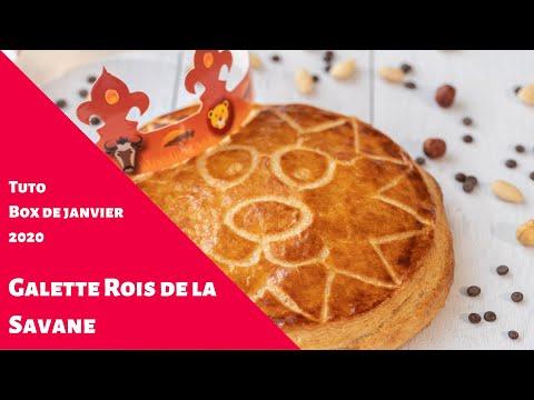 🦁-tuto-box-de-janvier-2020---galette-rois-de-la-savane-🦁