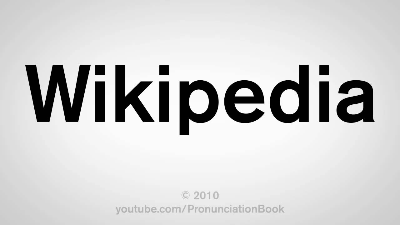 How to Pronounce Wikipedia (with Pictures) - wikiHow