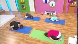 الرياضة - تمارين اليوغا للأطفال