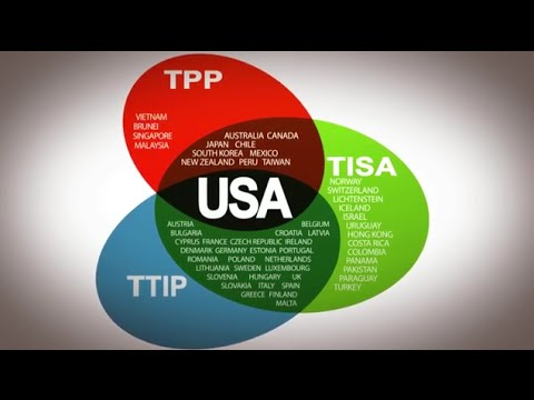 """Breaking Down """"Free Trade"""" Deals And How They Are Reshape Geopolitics Around The World"""