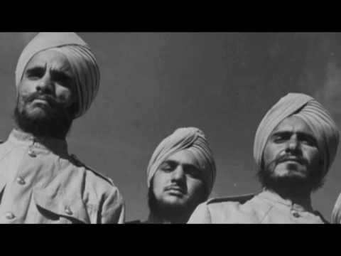 Role of Sikh soldiers in Italy during World War 2