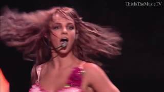 Britney Spears - (You Drive Me) Crazy - Onyx Hotel Tour - HD