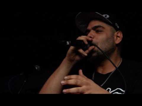 Blak Twang & Reveal from Poisonous Poets -  Radio Freestyle