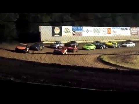 Hornet Main 4/30/16 Cottage Grove Speedway