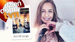 wystąpiłam w DZIEŃ DOBRY TVN ❤️ | 5w1 - muzyczne hity!