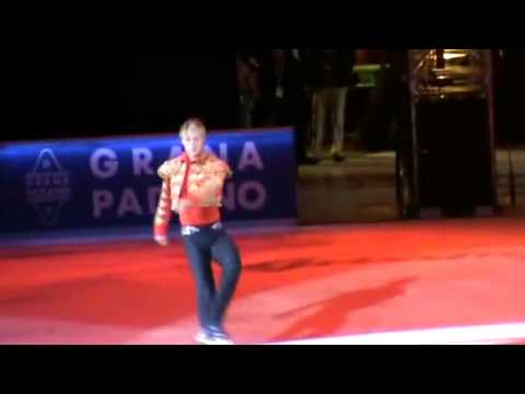 "Evgeni Plushenko ""Habanera"" (Carmen) Opera On Ice 2012"