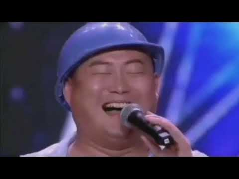 Chinese Laughing Man Singing (1 Hour Long).