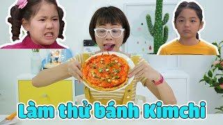 Thử Làm Kim Chi Lăn Bột Giống Trong Phim Heri