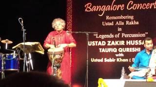 Zakir Bhai n Taufiq Qureshi