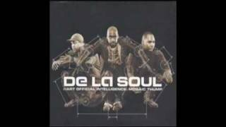My Writes - De La Soul - Art Official Intelligence: Mosaic Thump (2000)