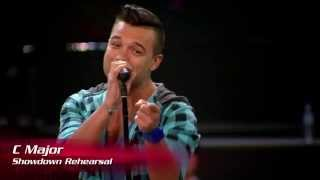 C Major: Showdown Sneek Peek | The Voice Australia 2014