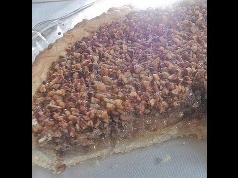 Easy Pecan Pie Recipe  -How to make southern pecan pie
