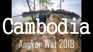 【PART9】 アンコール・トム周辺の遺跡② 【カンボジア2018】