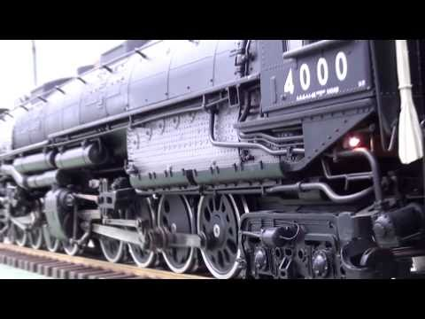 Modelling Railway Train Track Plans -Awesome #58 G Gauge 'Time for Trains – Going 'Lectric'