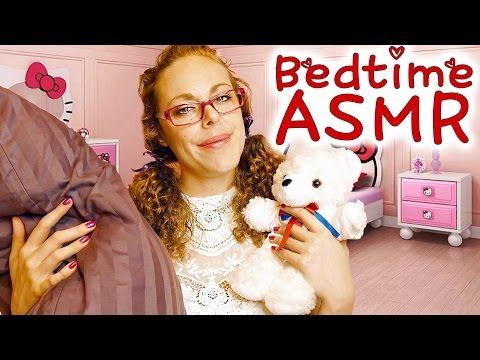 ASMR Sleepy Time Tingles! So Many Binaural Triggers & Soft Spoken Sleep Tips