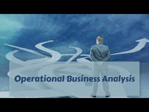 Part 4: Business Analysis Techniques Used By The Operational Business Analyst