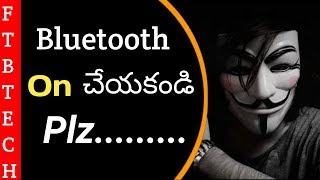 Airborne Attack In Telugu || What Is Bluetooth Hacking