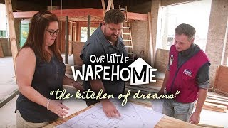 "Our Little Warehome: ""The Kitchen of Dreams"" (Episode 6 of 10)"