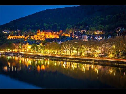 2 days in Heidelberg - Vlog (Travel Diary)