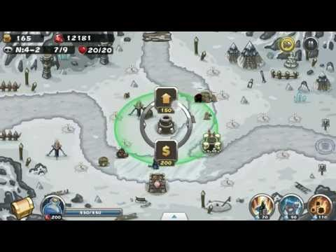 Horde Defense 4-2 :: Ice Cave (Normal Mode, Perfect)