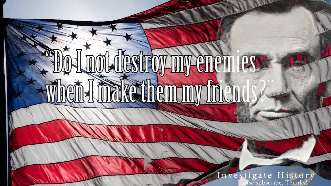 Famous Quotes About Strength Abraham Lincoln