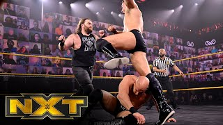 Drake Maverick & Killian Dain vs. Imperium: WWE NXT, Oct. 14, 2020