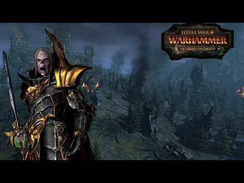 Surrounded By Orcs - Bretonnian Quest Battle | Warhammer Total War Gameplay