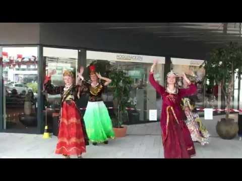 "World Dance Group ""Voyage"", Rotterdam."