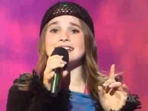 Danielle White - Day Dream Believer (American Juniors, lyrics_EN @ Live)