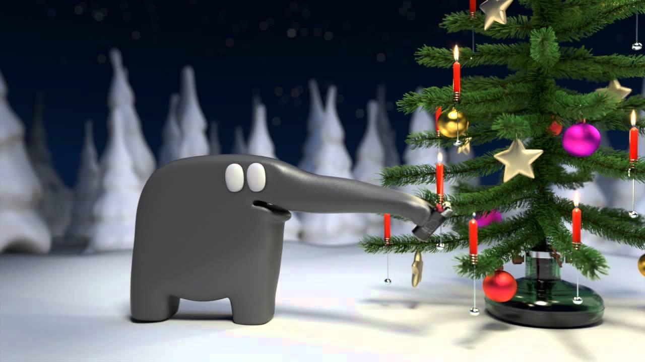 Elefant Studios Merry Christmas 2011 - YouTube