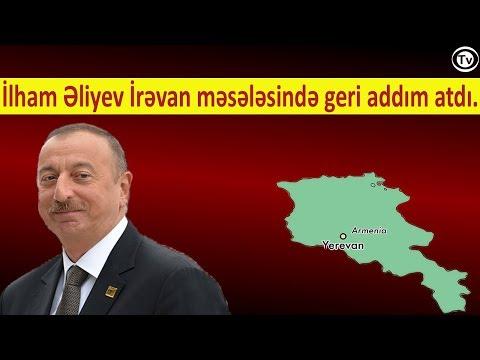 İlham Əliyev İrəvan məsələsində geri addım atdı-Emin Hüseynov