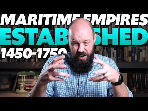 Maritime Empires Established [AP World History Review] Unit 4 Topic 4