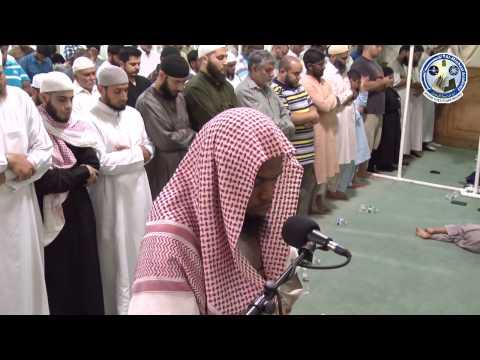 Taraweeh [Day 21] | Sh. Okasha Kameny | Abu Ja'afar | Ramadan - 1435