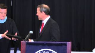 La Lumiere Commencement 2013 - Chief Justice John Roberts