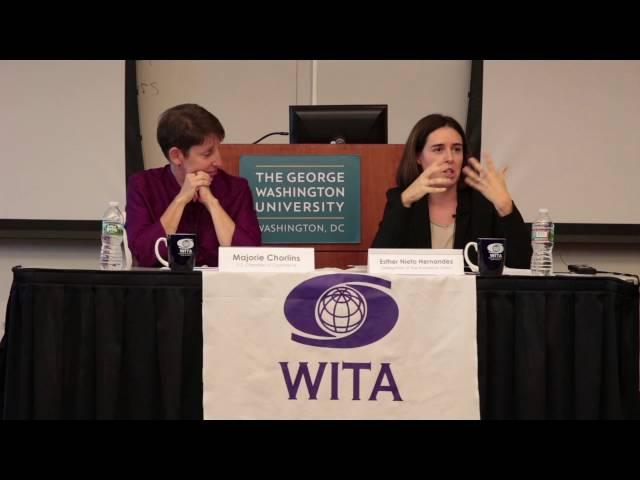 ITS 9/28/16: Transatlantic Trade and Investment Marjorie Chorlins & Esther Nieto Hernandez 2