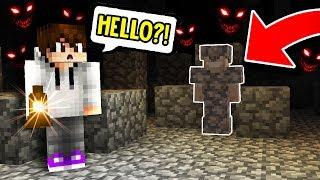Hide and Seek in THE DEEP DARK! (Minecraft Boundless Modded Survival #11)