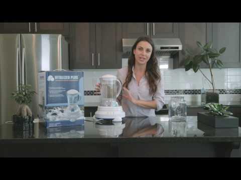 vitalizer water machine