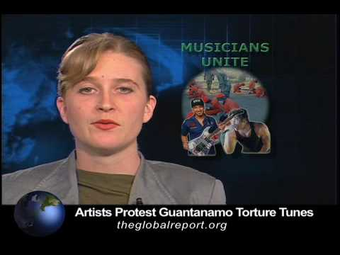 Artists Protest Guantanamo Torture Tunes