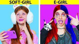 الفتاة الطيبة مقابل الفتاة السيئة في المدرسة    لحظات محرجة ومضحكة مع الأصدقاء إلى الأبد